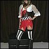 Alyssah Pirate Costume